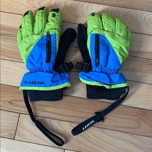 Kid's Scott gloves